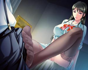 anime feet nylons and foot sex
