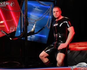 Gay Rubber Latex Sex