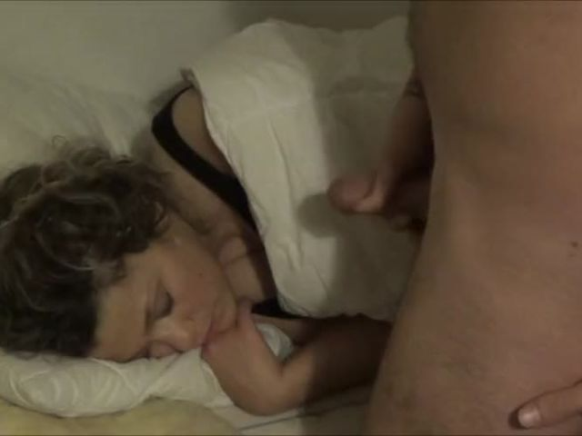 Cum on her sleeping face ) - Pornhub.com.mp4