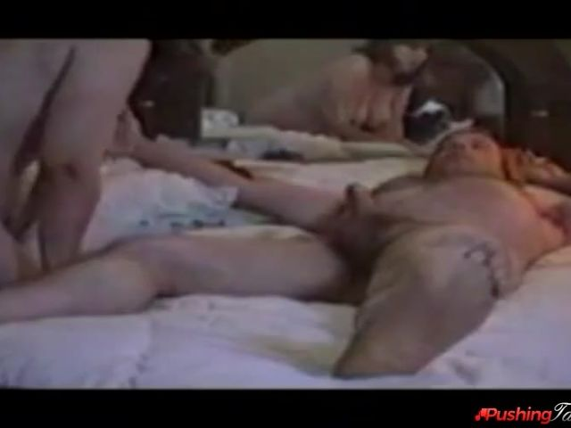 Pregnant daughter(娘) is crazy about Dads Dick-REAL DAD daughter(娘).mp4 [20:50x432p]->