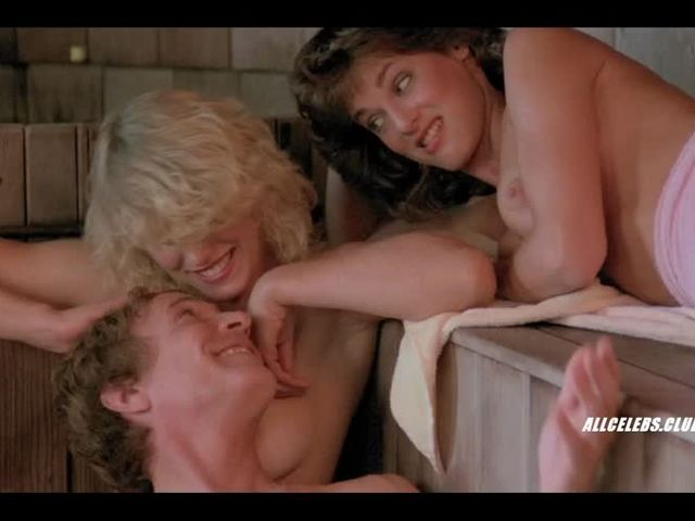Jeana Keough & Val Kline in Beach Girls