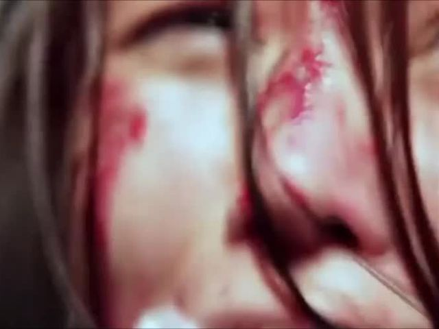 Movie electro torture of Asian chick