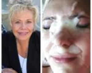 Before and after cum sluts