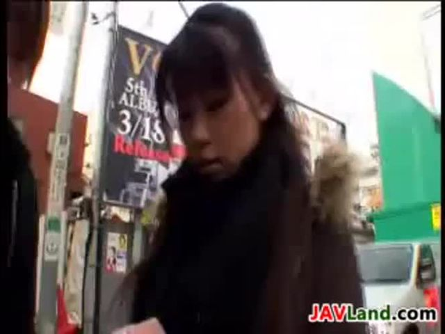 Sexy Japanese Mothers In A Van
