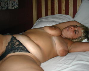 Passed out tits