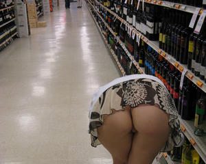 Pity, that Voyeur upskirt at walmart