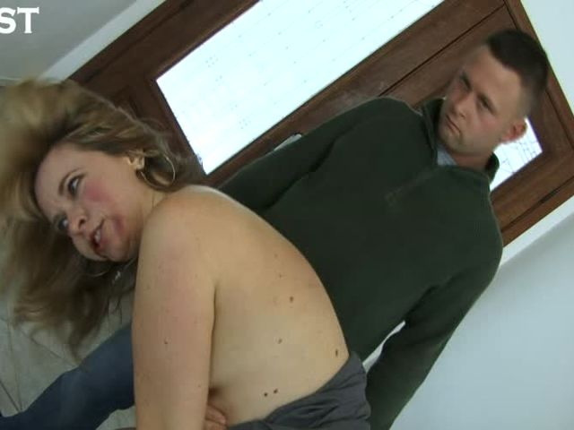 MILF raped and strangled