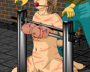 Torture Drawings and art