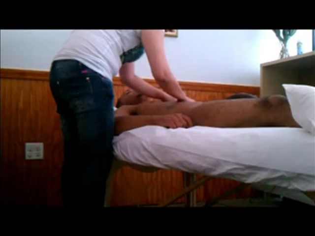 Massage and happy ending