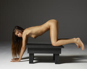 Nikola - all fours on table 10000x7514