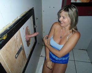 gloryhole wife - Shared by Whiskeybreezy - Wives Working the Gloryhole