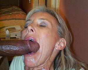 Black mature blowjobs