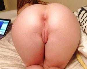 White Woman Pussy
