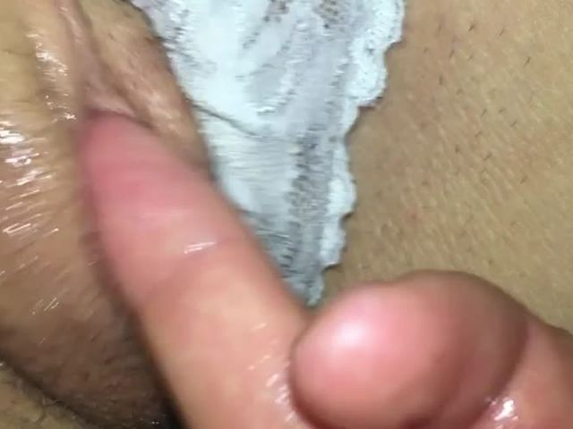 Sleeping Sister Fingered