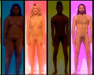 Naked television shows