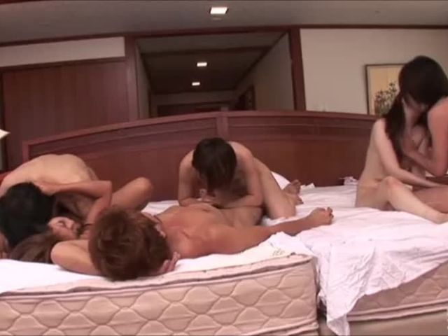 Japanese Orgy (uncensored