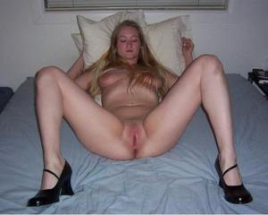 Consider, that Bbw spread eagle nudes