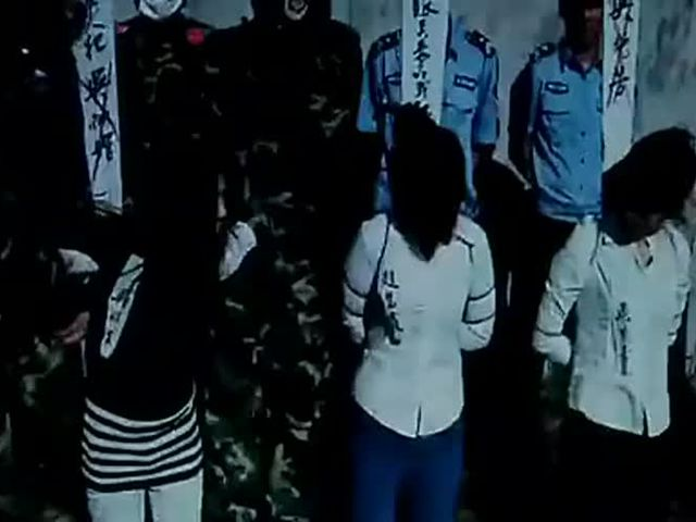 North Korea executes an illegal prostitution ring