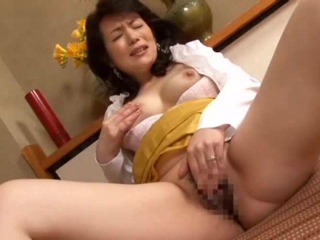 Beautiful japanese mom make love to son, part 1