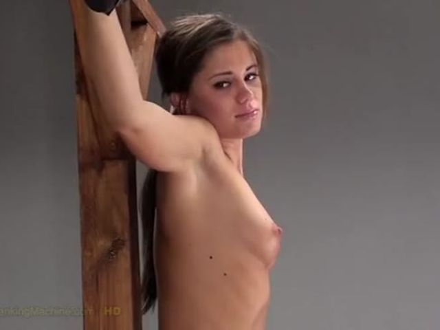 little caprice's tit machine whipped
