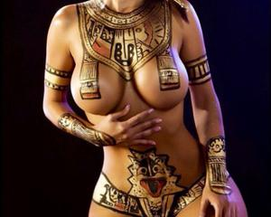 Egyptian Goddess