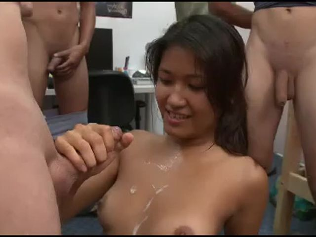 Busty group videos