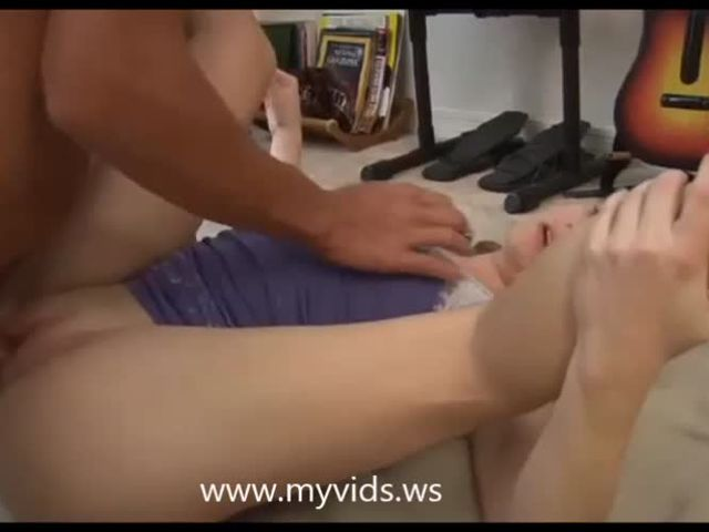 Little sister fucked by brother on myvids.ws