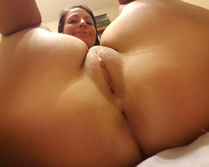 S.A shaved pussy