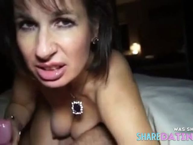 Milf sucking small dick by merakkis