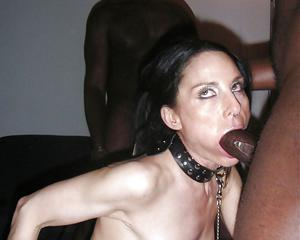 Entertaining wives crave black cock there's