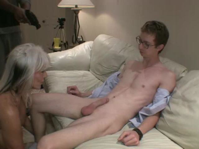 Hot Blonde Fucks Her Neighbor