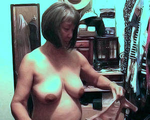 wife Indonesian naked