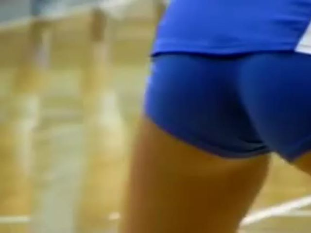 Volleyball Cameltoes
