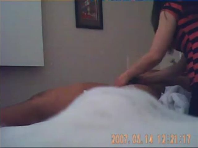 Chinese Massage Parlor Hidden Camera 2