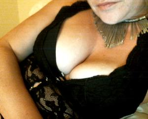 lucky feeling sexy .... i love that top