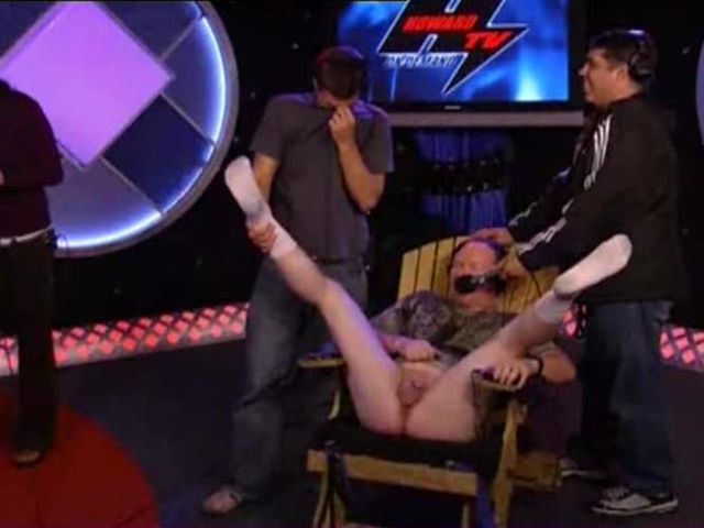 Howard stern show featuring cfnm waxing session free porn