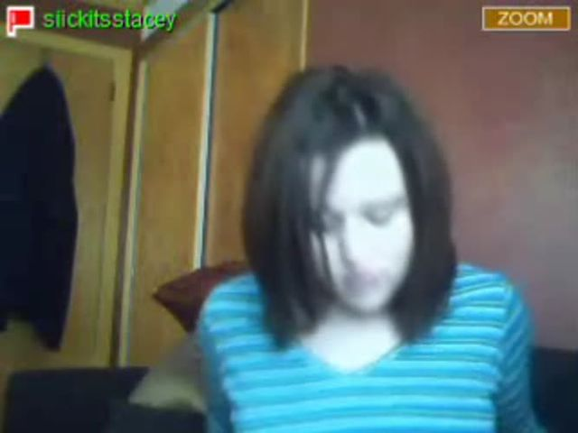 Stickam girl bates with shampoo bottle.wmv