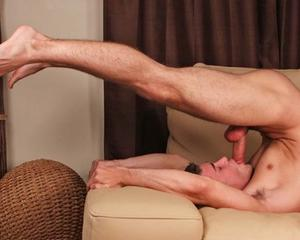 successful men gay jock sits on studs face cuddle passionately love suck
