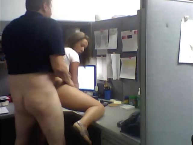 Fucking coworker at work