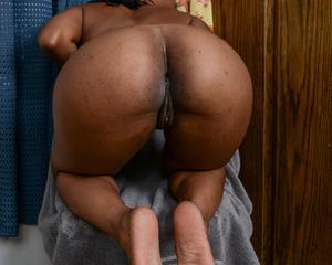 Black Ass And Pussy