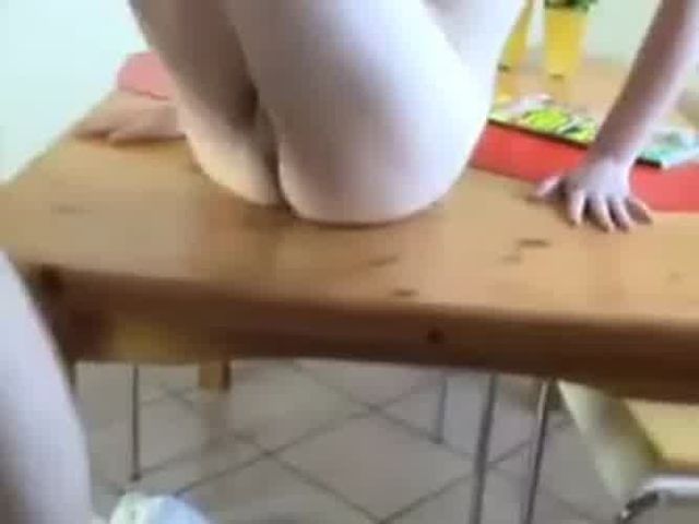 Sister loves being brothers fuck toy