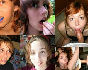 Homemade before and after blowjob opinion