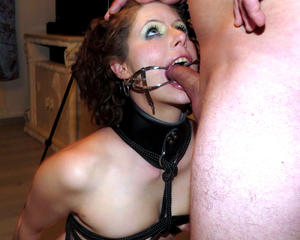 Bondage blowjobs